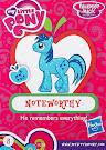 My Little Pony Wave 13B Noteworthy Blind Bag Card