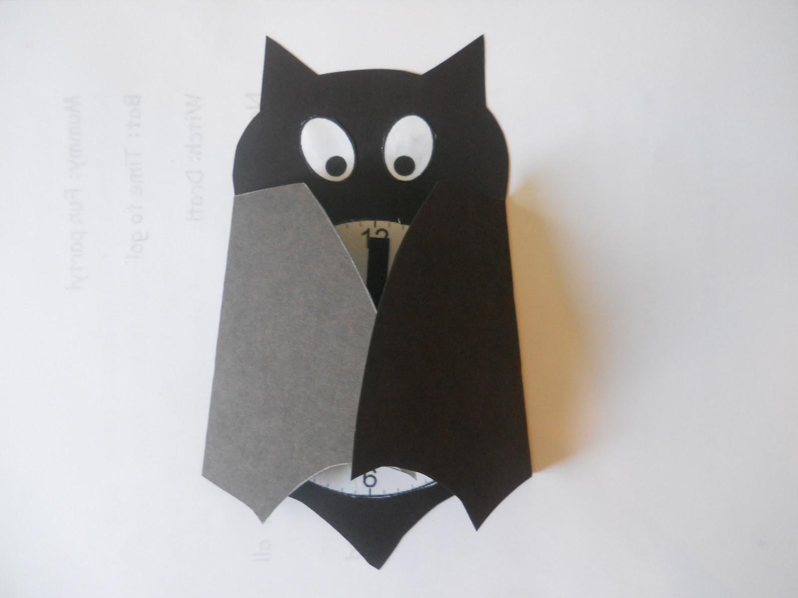 Mrs T S First Grade Class Bats Around The Clock