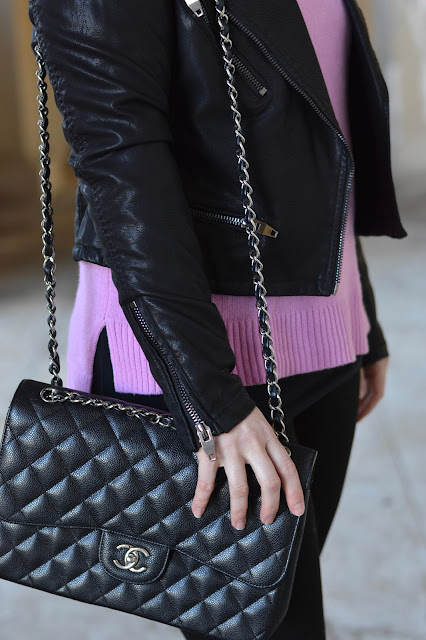 chanel-bag-leather-jacket-outfit