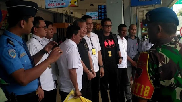 Ditangkap, Johar Lin Eng Tersangka Pengaturan Skor Bola Terbang Pakai Nama Jasmani