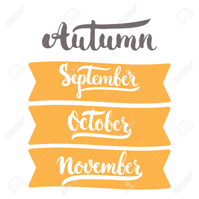 Autumn (october - november)