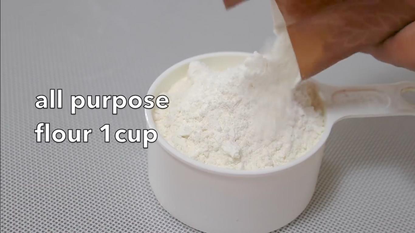 How do i make cake flour out of all purpose