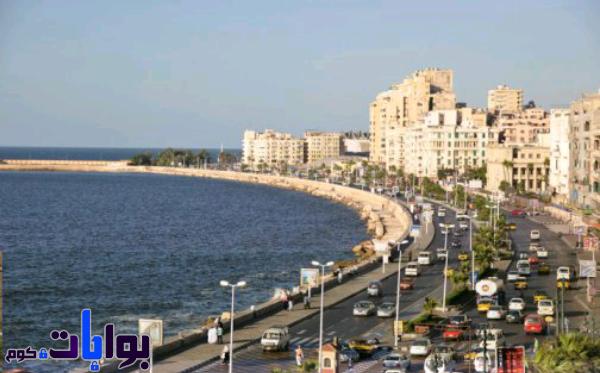 خمس اماكن سياحية في الإسكندرية