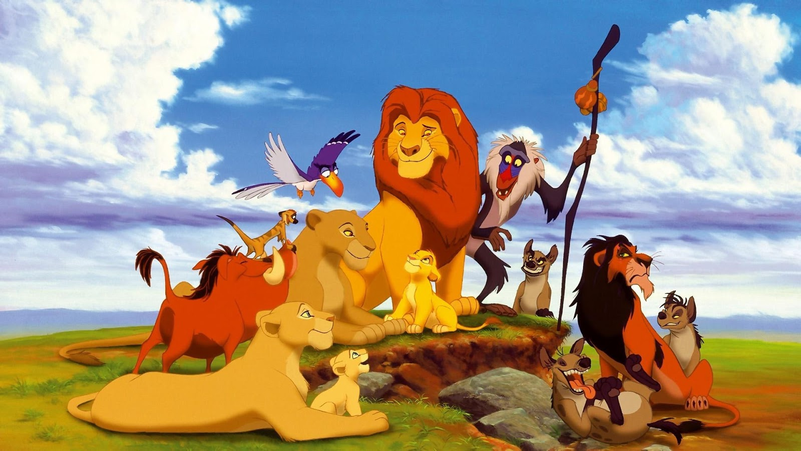 Director Says The Lion King Was Originally Different From The One We Know Now.