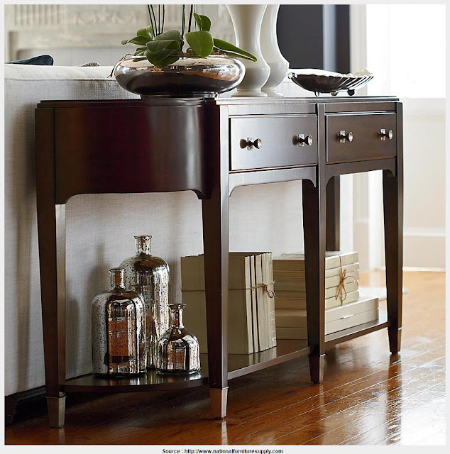 Incredible Hallway Console Table Wall Picture