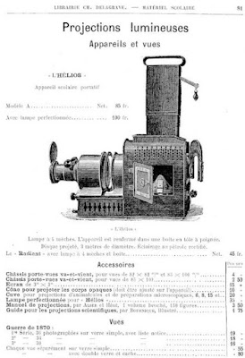 Catalogue Delagrave, 1890 (collection Rigand)