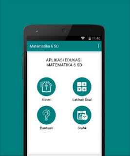 Download Game Matematika 6 SD APK gratis