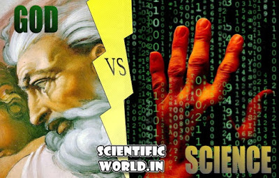 God VS Science