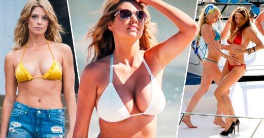 Los momentos memorables en la historia del Bikini en cine 2