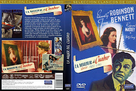 La mujer del cuadro (1944) - Carátula