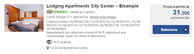 Lodging Apartments City Center – Eixample