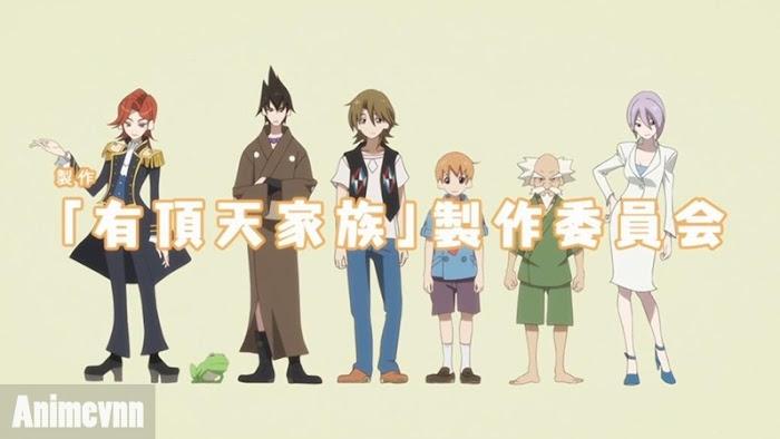 Ảnh trong phim Uchouten Kazoku 1