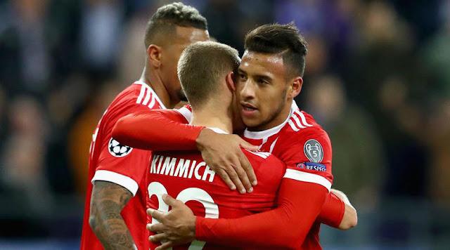 Liga Champion : Muchen 3-1 PSG, Munchen Berhasil BALAS DENDAM pada PSG !!!