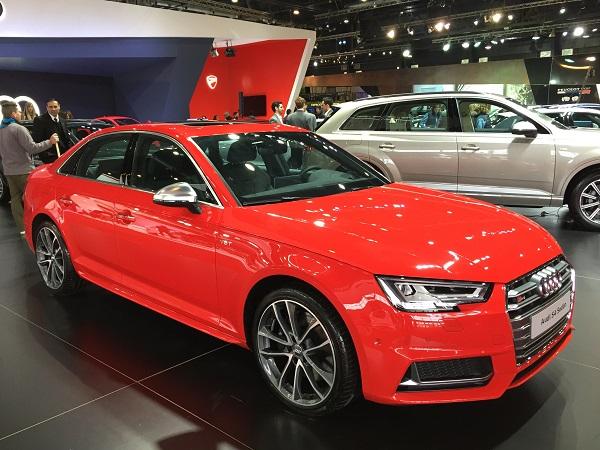 Audi S4 Coupé
