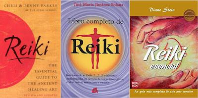 libros recomendados reiki