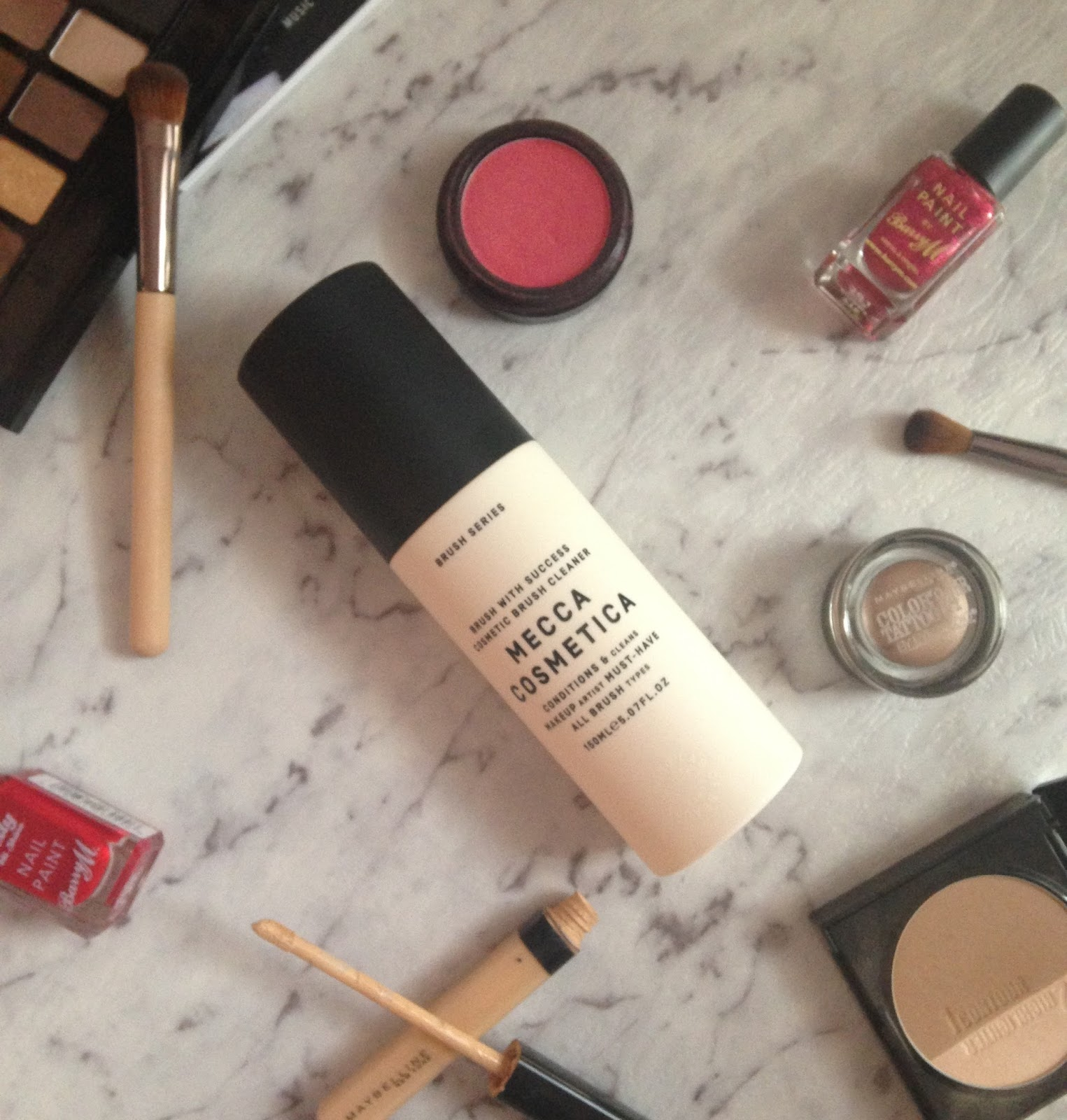 Mecca Cosmetica Brush with Success Review | Sunkissed Soul