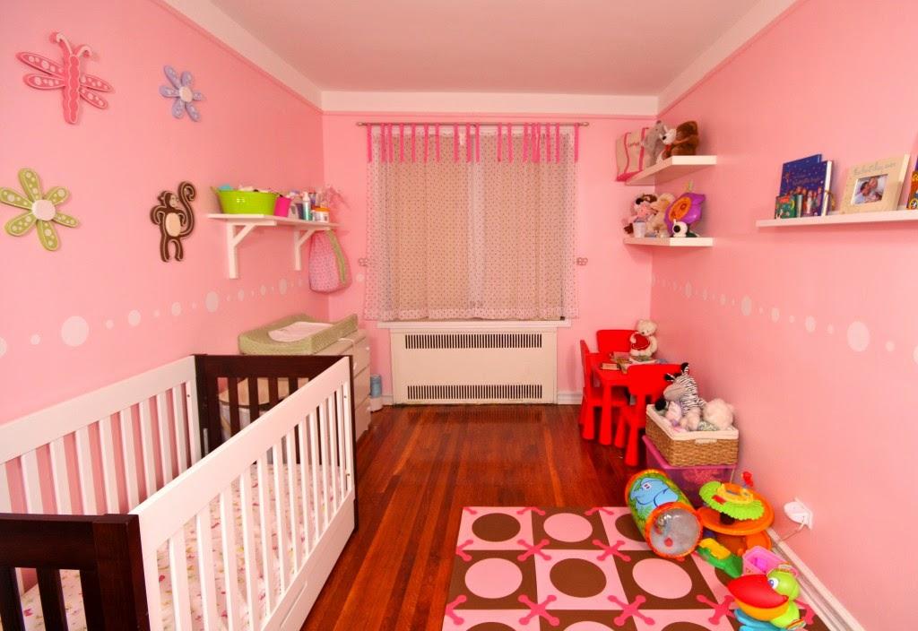 Organizing Simple Baby Room Décor