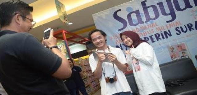 Kisah Bocah Nasrani Penggemar Bera Nissa Sabyan