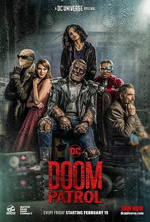Patrulha do Destino - Doom Patrol Legendada Séries Torrent Download onde eu baixo