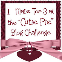Challenge #32 - Use a Doily