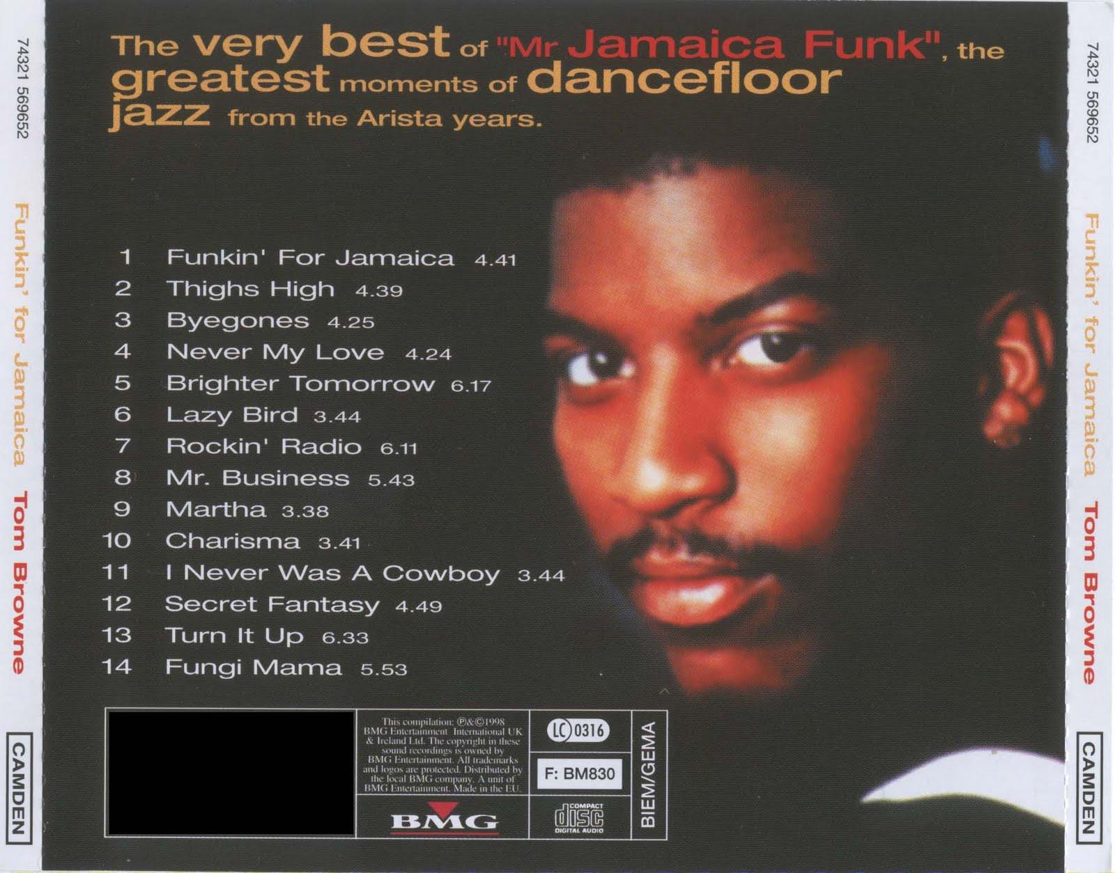 Black Power Music Cd 181