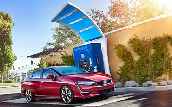 2018 Honda Clarity Plug-in Hybrid Review