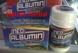 Kapsul ekstrak albumin ikan gabus murah di hafzah herbal