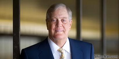 Richest People David Koch