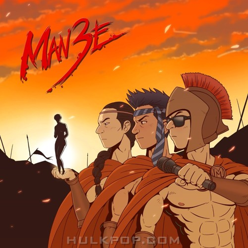 MAN3E – Man3e's Back In Town – Single