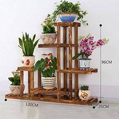 planos de estanterias para plantas