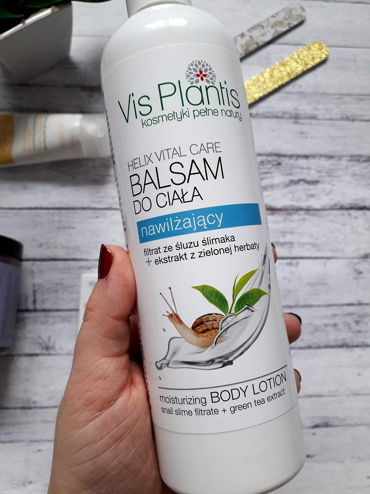 Balsam do ciała Vis Plantis z filtratem ze śluzu ślimaka