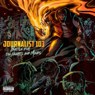 Journalist 103 - Battle For The Hearts And Minds (2016) - Album Download, Itunes Cover, Official Cover, Album CD Cover Art, Tracklist