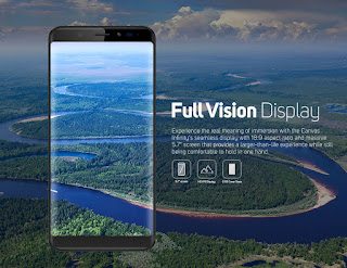 Micromax Infinity Pro Launched Amongst A Full-Vision Display