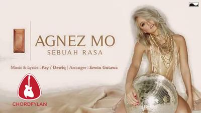 Download Chord Gitar Sebuah Rasa – Agnez Mo