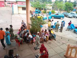 Guinée: Conakry, lancement officiel des travaux d'assainissement de la ville3