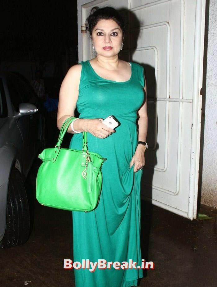 Kiran Juneja, 'It's Entertainment' Movie Special Screening Pics