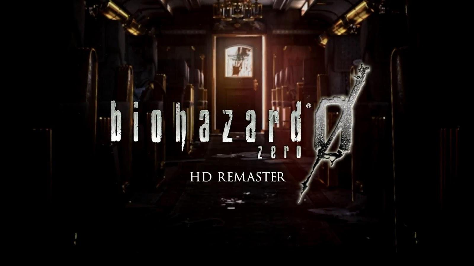 تحميل لعبة resident evil hd remaster pc