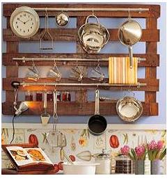 Resultado de imagem para paletes na cozinha