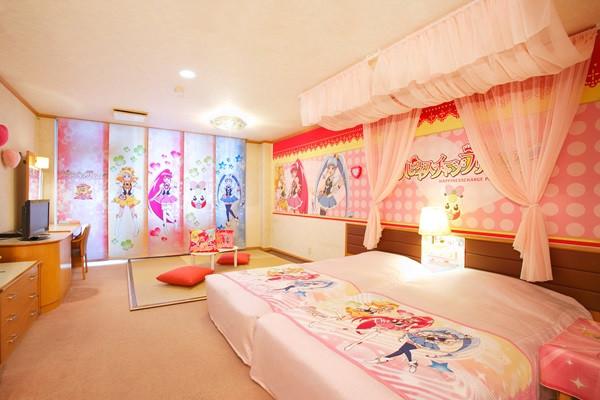 Dormitorios tem tica anime decoraci n del hogar dise o for Cuartos decorados kawaii