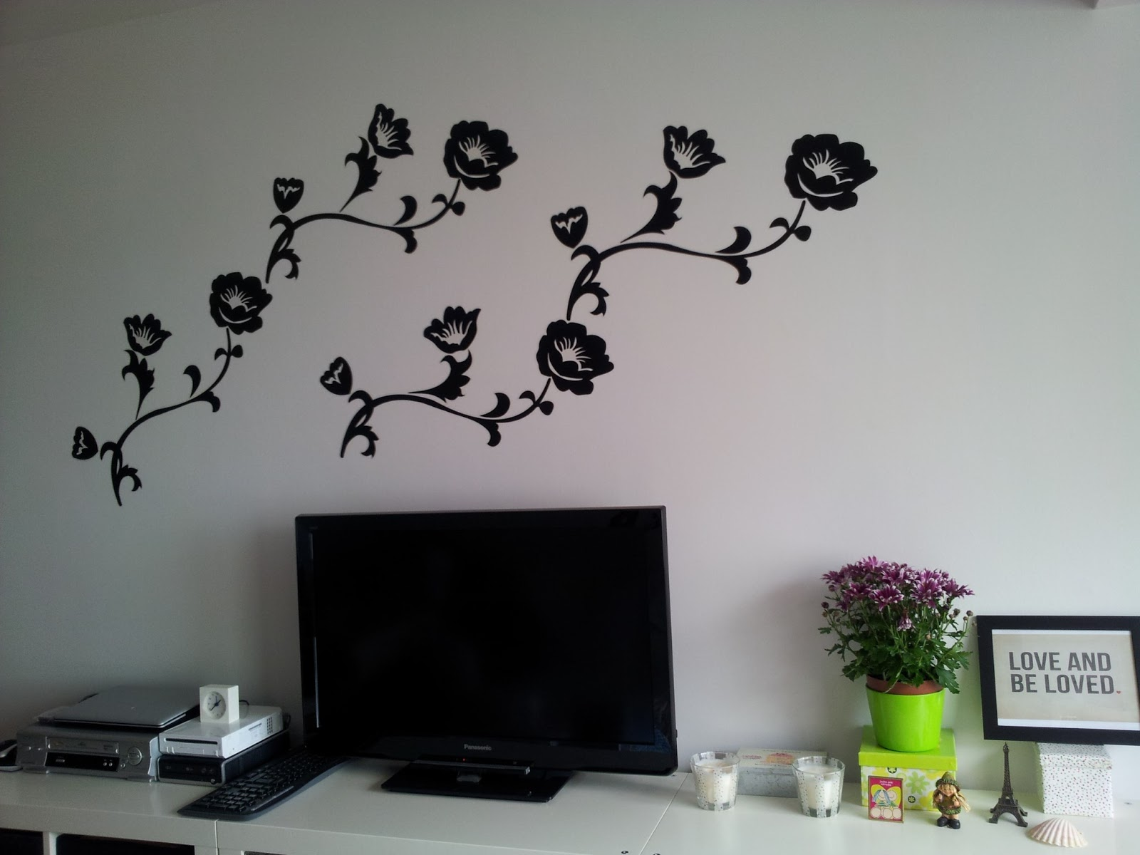 All in one decoraci n con vinilos for Pegatinas de pared ikea
