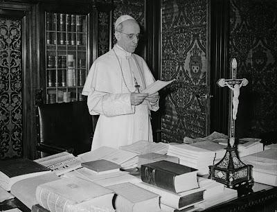 Resultado de imagem para papa pio xii