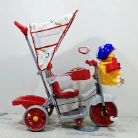 family f843mt maskot bintang kipas angin tricycle