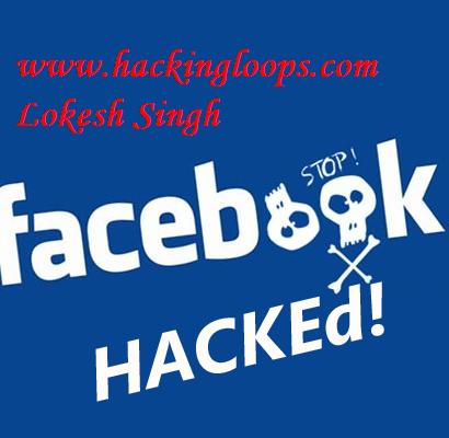 Hack Facebook Account password using Tabnabbing