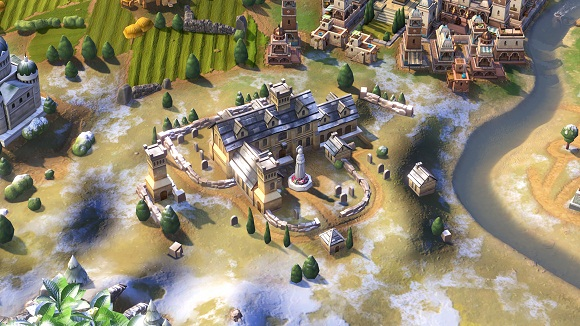 Sid Meiers Civilization VI Khmer and Indonesia Civilization and Scenario Pack PC Full Version Screenshot 1