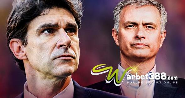 Agen Live Casino Online Terbesar - Reuni dan Adu Gengsi Jose Mourinho Dengan Karanka Akan Tersaji di Old Trafford