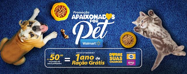 """Promoção Walmart """"Apaixonados por Pet""""  Participe da promoção que pode te dar 1 ano de ração grátis. Blog Top da Promoção http://topdapromocao.blogspot.com  #topdapromocao #promoção #sorteio #royalcanin #blog #prêmios #blogueira #publipost #Pet #cat #promocao #divulgação #Br #instadog #instacat #animal #Dog #petstagram #ilovemydog #lovedogs #lovecats #catstagram #dogstagram #lovecats #ilovemydog #pedigree #whiskas Pedigree Whiskas"""