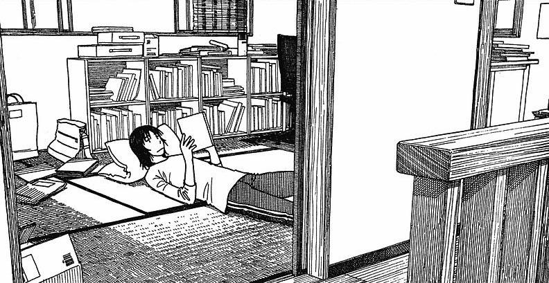 Yotsuba&! by Kiyohiko Azuma