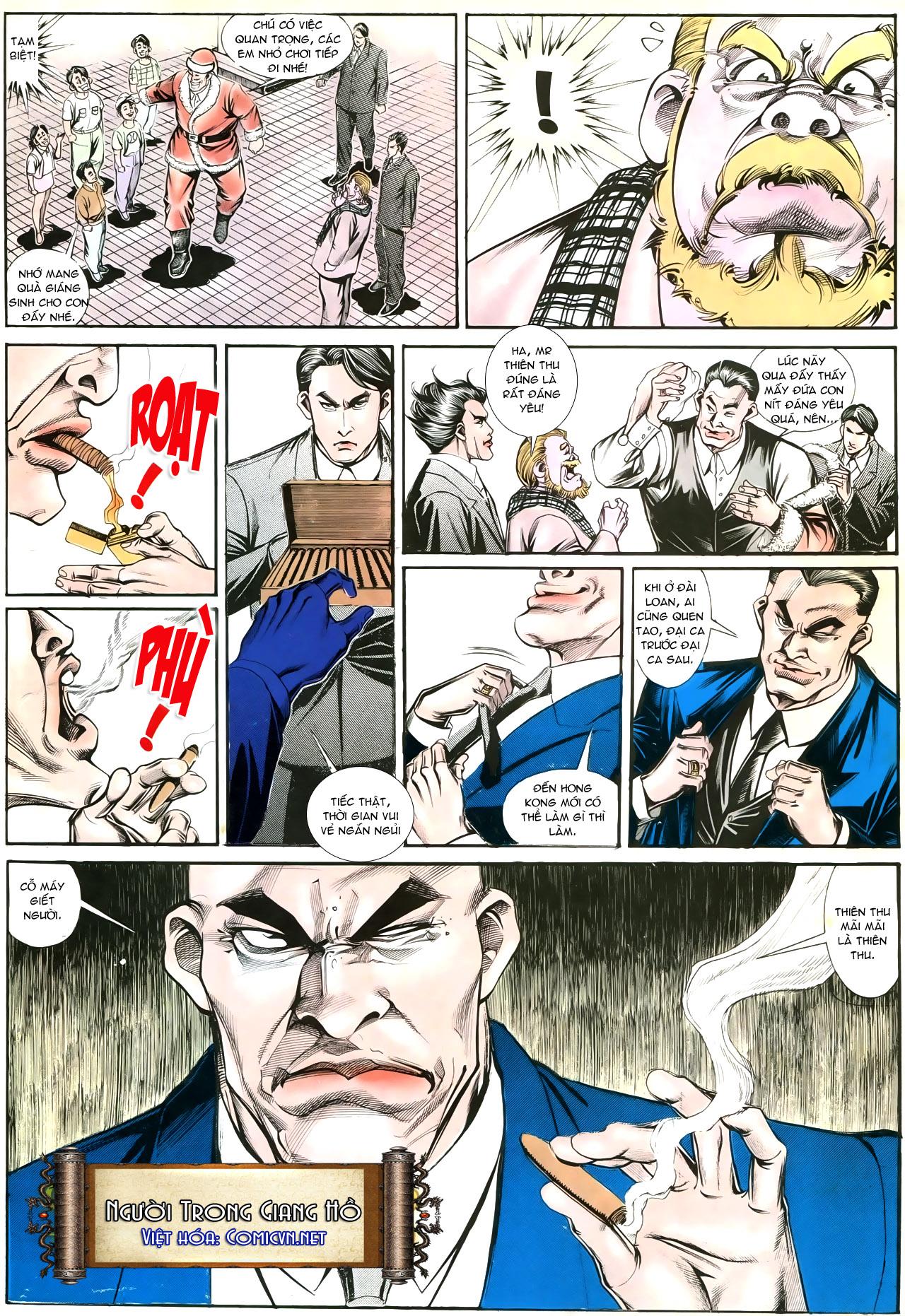 Người Trong Giang Hồ chapter 192: bá khí trúc liên bang trang 7