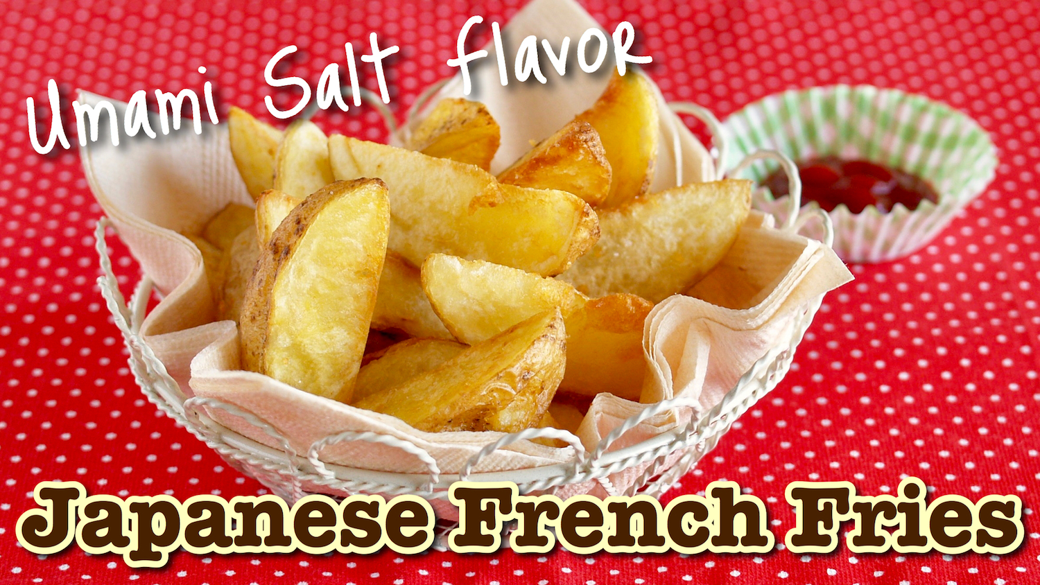how to make french fries video
