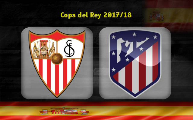 Sevilla vs Atletico Madrid Full Match & Highlights 23 January 2018
